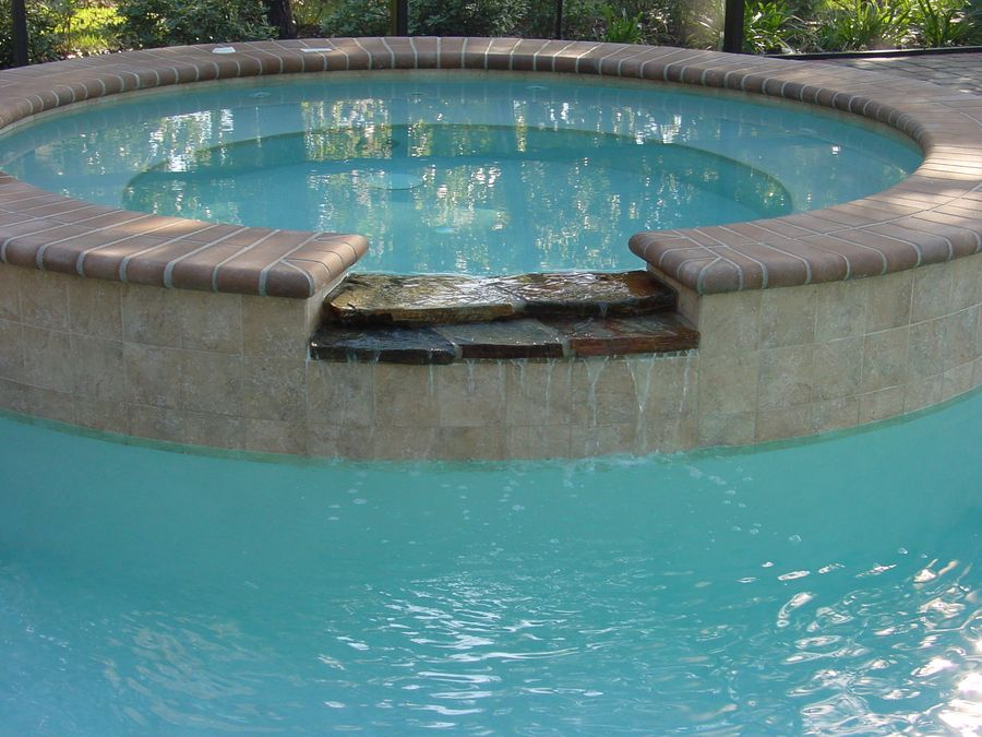 Swimming Pools, Custom Pool | Jacksonville, FL | Gallery | Water